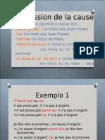 2. L'Expression de La Cause