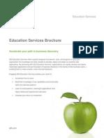 DS QlikView Education Services En
