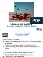 1. Intro. Hidraulica Basica