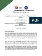 Ojk Dan Forum Riset Keuangan Syariah Memilih 12 Peneliti Sebagai Pemenang Call for Paper Di Frks 2014