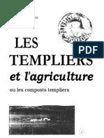 Les templiers et l'agriculture