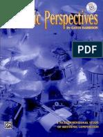 Gavin Harrison Rhythmic Perspectives
