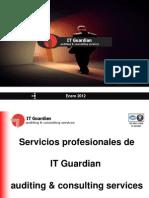 Borchure de Presentacion_ITGuardian_clientes 2011