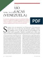 Discurso de Caracas. Roberto Bolano