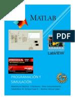 Proyecto PROTEUS LabVIEW MATLAB (Programación y Simulación)