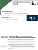 Curriculum Fernando Mostajo Roca