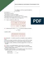 Ficha Ejercicios Exp Algebraicas Monomios Polinomios