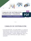Canales de Distribución, Promoción y Posventa MKT Tzayam