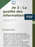 Qualit d Info