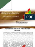 Mexico en La Actualidad