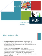 Mercadotecnia MKT