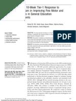 fine motor-portfolio article