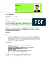 resume david january 2014