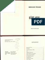 reconfiguring the turkish nation in the Military documents to shine light on 'dersim massacre '  hurriyet daily news retrieved 2010-09-22 beşikçi, ismail (1990) tunceli kanunu (1935) ve dersim jenosidi (the 1935 law concerning tunceli and the genocide of dersim), bonn, p29 (turkish) çağaptay, soner (2002) reconfiguring the turkish nation in the 1930s (pdf) harvard.