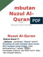 Sambutan Nuzul Al-Quran