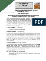 Contrato Ing.asesor de Obra