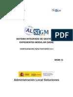 SGM 2012 10 Configuración Para PostgreSQL 9.0.3