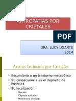 Artropatias Por Cristales Teoria Univalle 2014