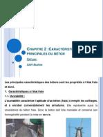 Chapitre 2 Caracteristiques Du Beton PDF