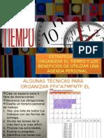 Estrategias Para Orgaizar El Tiempo..