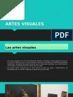 Artes Visuales Sesión 1 y 2