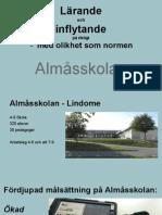 """Almåsskolan """"Lärande Och Inflytande På Riktigt..."""" 17 Dec 2014"""