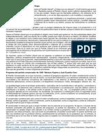Programas Fundacionales de Los Partidos Políticos Colombianos Docx