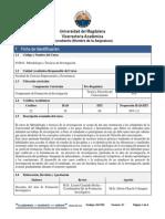 Microdiseño Metodologia Actualizado Enero 2014