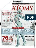 ImagineFX - How to Draw and Paint Anatomy Volume 2