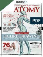 ImagineFX - How to Draw and Paint Anatomy Volume 2