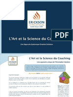 Formation LArt Et La Science Du Coaching Particulier