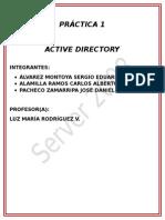 Como Crear Active Directory en Server 2008