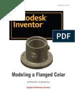 Modeling a Flanged Colar by Maurijones J. de Albuquerque