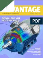 ANSYS Advantage Multiphysics AA V8 I2