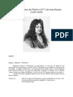 Guide de Lecture de Phedre