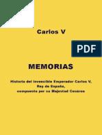 Memorias de Carlos V