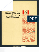 Educación y Sociedad 06