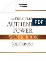 The Principles of Authentic Power