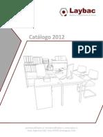 Catálogo Laybac 2012