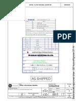 control System Functional Description(Feed Gas Compressor)