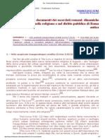 Sini - Dinamiche Dell'Universalismo Romano