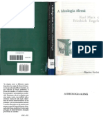 MARX, Karl; EnGELS, Friedrich. a Ideologia Alemã