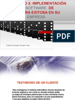 Capitulo 3 Implementación de Software Financiero