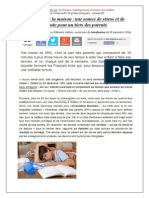 Devoirs à La Maison (Lire_La_Presse_B1)