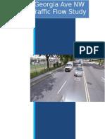Traffic Flow Study