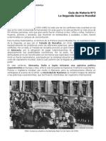7. La Segunda Guerra Mundial