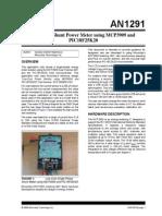 Microchip Data sheet AN1291