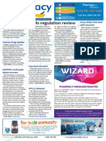 Pharmacy Daily for Mon 23 Feb 2015 - CMs regulation review, NZ encourages med counselling, ACCC OKs GSK-Novartis deal, Antidepressants and suicide and much more