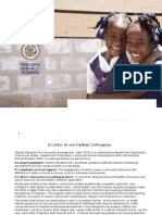 Teacher Education Capacity Development