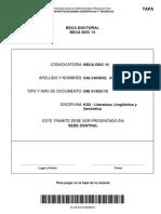 CoNicet Document